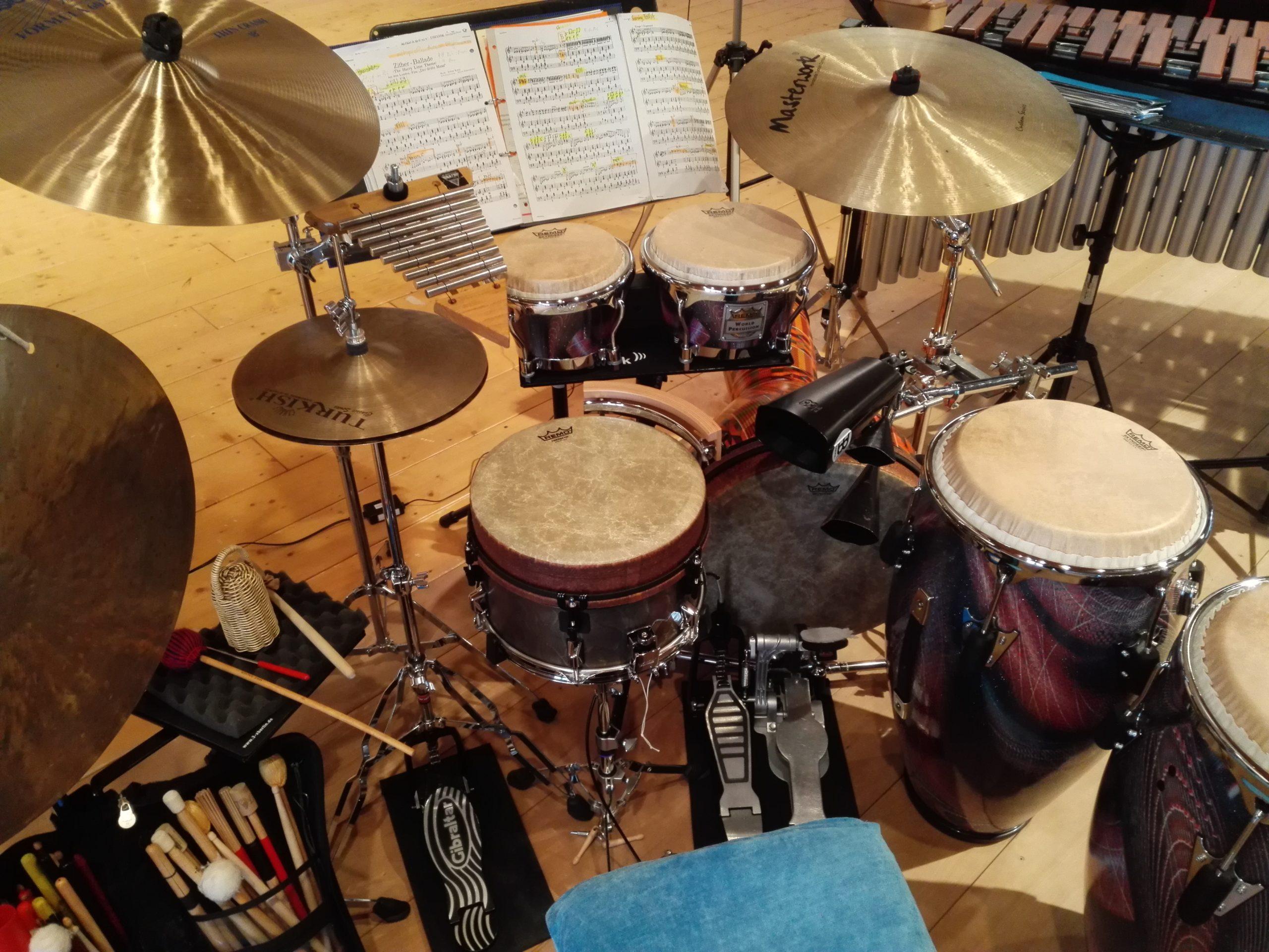 Latin-/Afro-DrumKit